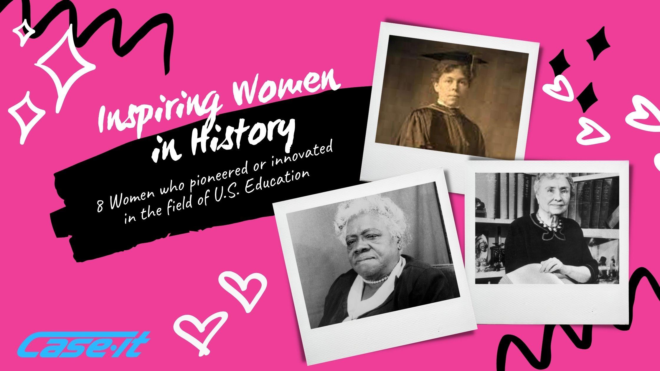 8 inspiring women